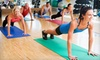 Lit Fitness - Kingsridge Shopping Center: 16-Day Slim-Down Package or a Six-Week Group-Training Package at Lit Fitness (Up to 86% Off)