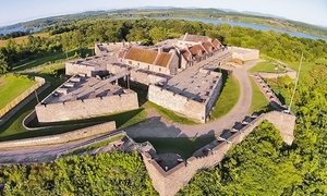 Fort Ticonderoga: Visit to Fort Ticonderoga Including Corn-Maze Admission for Two or Four (up to 46% Off)