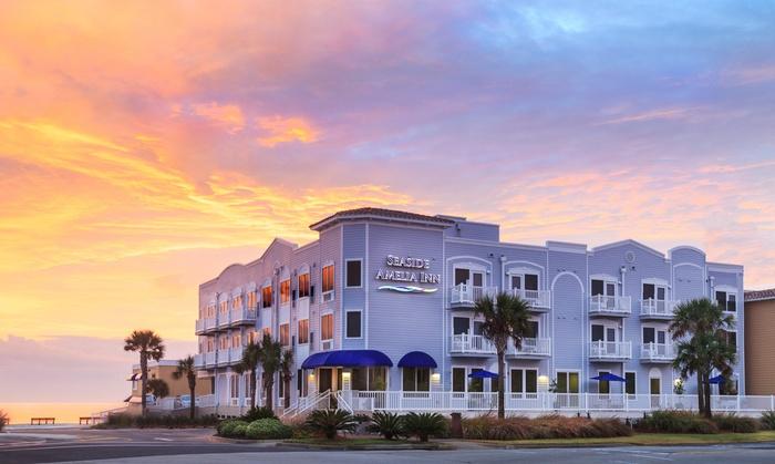 Oceanfront Hotel on Florida's Amelia Island