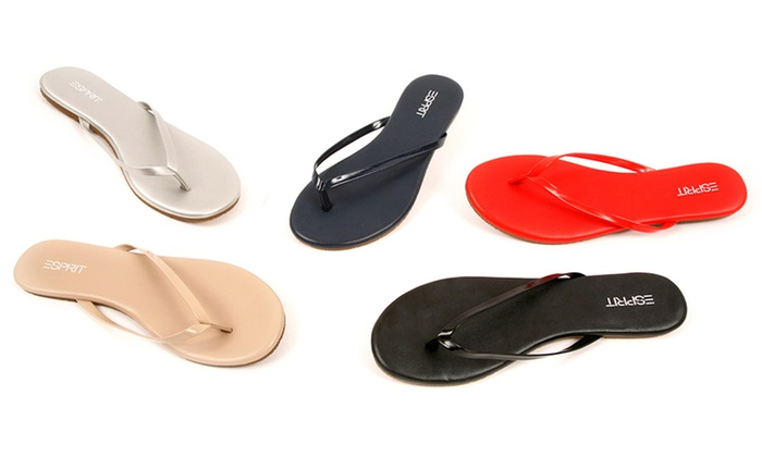543f66a69 Esprit Party Women s Thong Sandals