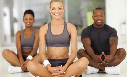 image for Four Weeks of Unlimited <strong>Boot</strong>-Camp Classes at MK Fitnesspro (70% Off)
