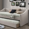 Barnstorm Upholstered Daybed with Guest Trundle Bed