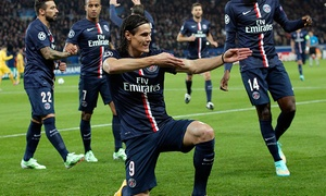 International Champions Cup: Paris St. Germain vs. Chelsea FC: ICC Soccer at Bank of America Stadium Presented by Guinness – Chelsea v. Paris St. Germain on July 25 (38% Off)