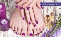 Manicure or Pedicure (£19) or Both (£29) at Depilex Health and Beauty, Wigmore Street (up to 61% Off)