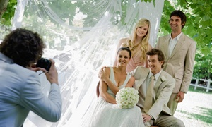 ZnS Photography: 180-Minute Wedding Photography Package from ZnS Photography (74% Off)