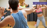 Five Gym Passes at Multiple Locations in London with Move GB (83% Off)