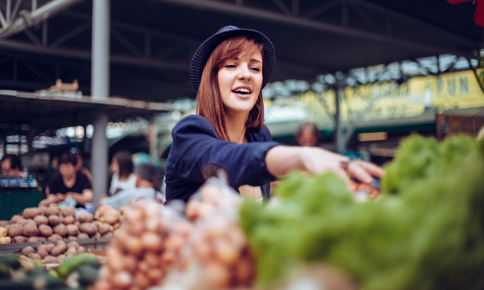Hong Phat Market - Lacey: $12 for $20 Worth of Groceries at Hong Phat Market