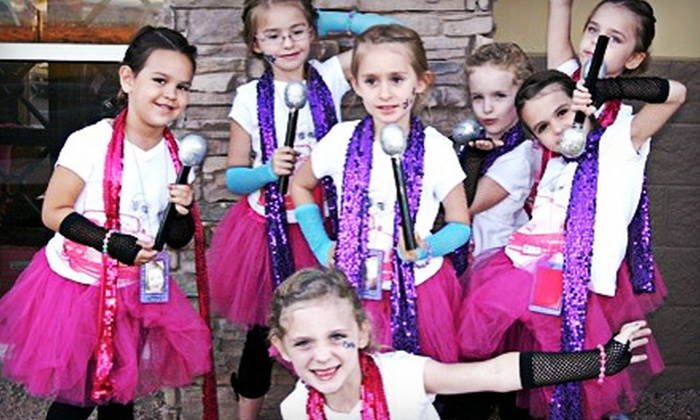 Sparkle Dazzle Dancewear & Boutique - Mesa: Two-Hour Themed Girls' Party for Eight at Sparkle Dazzle Dancewear & Boutique (Up to 66% Off)