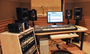 51% Off Recording Studio Time at House Recording Studios, plus 9.0% Cash Back from Ebates.
