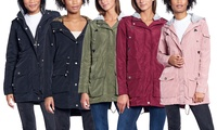 Women's Lightweight Parka (Multi Colors)