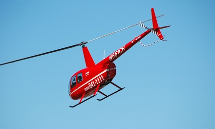 $205 for an Extended Introductory Helicopter Flight Lesson from Tallahassee Helicopters ($399 Value)