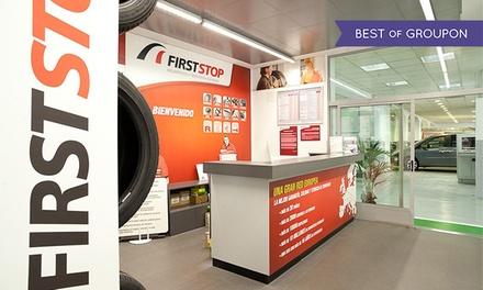Cambio kit de distribución hasta 1.999 cc con bomba de agua y revisión de seguridad por 299 € en 32 centros First Stop