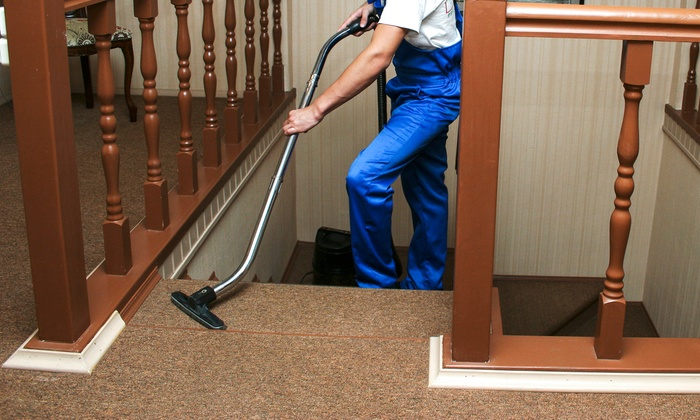Hector's Cleaning Service - Denver: $64.90 for Carpet Cleaning in Three Rooms and One Hallway from Hector's Cleaning Service ($285 Value)