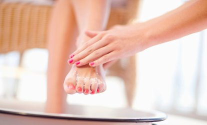 image for One Pedicure at Victoria's <strong>Nail</strong> and Spa (Up to 15% Off)