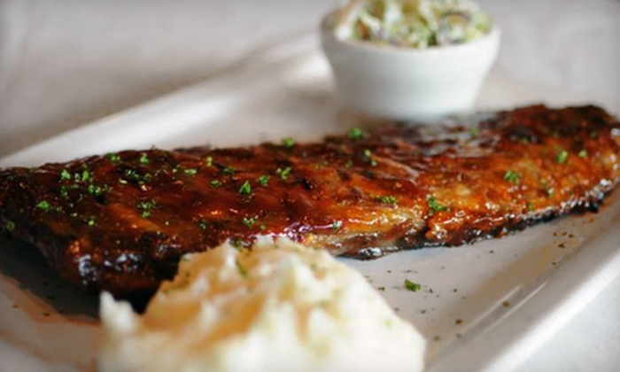 Bentley's - Van Ness Extension: Steak-House Cuisine at Dinner or Lunch at Bentley's (Up to 53% Off)