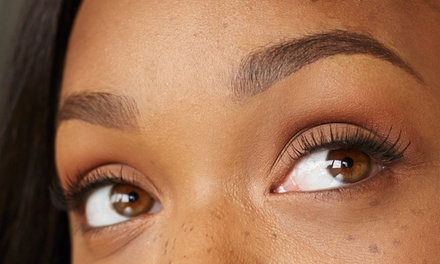 Eyebrow and Lip Threading or One or Two Brazilian Waxes at Infinity Threading & Wax Spa (Up to 51% Off)