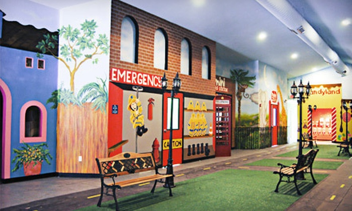 Minitown - Northwest Side: 7, 14, or 28 Open-Play Passes at Minitown (Up to 70% Off)