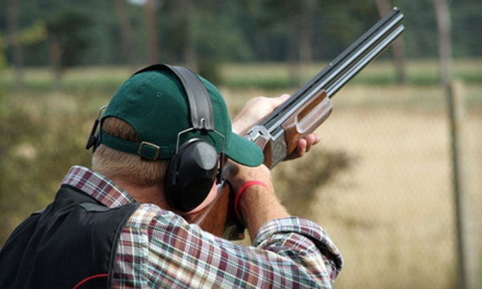 Deer Creek Hunt Club - Three Oaks: Clay-Target Shooting for up to Four or Eight with Shotgun Rental and Clays at Deer Creek Hunt Club (Up to 55% Off)
