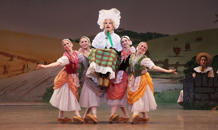 "Sir Frederick Ashton's ""La Fille mal Gardée"" - Van Wezel Performing Arts Hall: ""La Fille Mal Gardée"" at Van Wezel Performing Arts Hall on Friday, December 19 or Saturday, December 20 (Up to 50% Off)"
