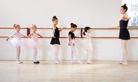 Choice of Five Childrens Dance Classes at The Cello Music and Ballet Centre