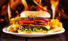 Firehouse Grille - Elko New Market: $20 for $40 Worth of Grilled American Food and Drinks at Firehouse Grille