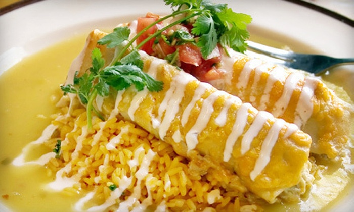 Under the Volcano - West London: $12 for $25 Worth of Mexican Cuisine at Under the Volcano