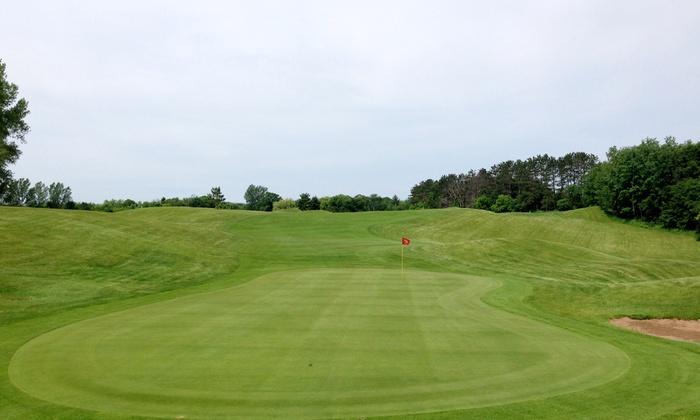 Stillwater Oaks Golf Course - Stillwater: Round of Golf for Two or Four at Stillwater Oaks Golf Course (Up to 53% Off)