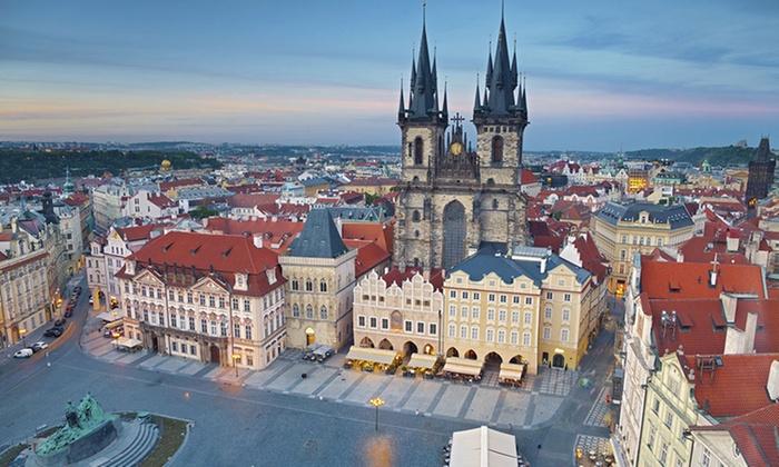 Wellness Hotel Step In Prag
