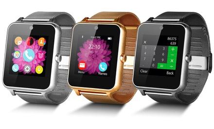 Smartwatch mutifunción con SIM