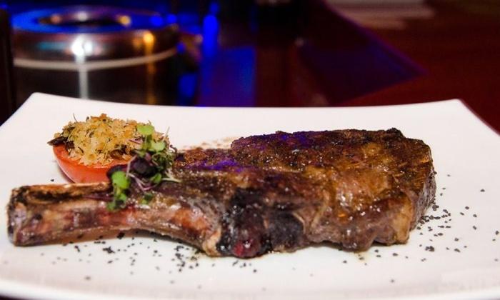 Sam Mickail's CUT Steakhouse & Bistro - North Jersey: Steak-House Dinner Cuisine at Sam Mickail's CUT Steak House & Bistro (Up to 42% Off). Four Options Available.