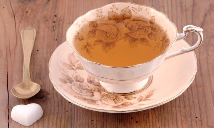La-Tea-Da-Tea Room - East Avenue: Tea and Café Food at La-Tea-Da! Tearoom & Parlour