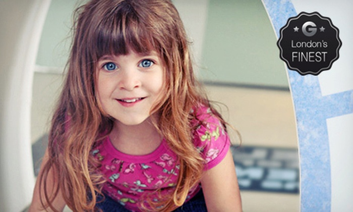 London Children's Museum - Southcrest: Visit for Four or Six, or $199 for $400 Toward an Event-Room Rental at the London Children's Museum