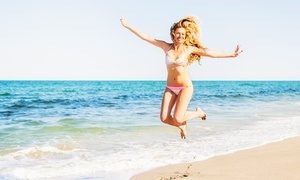 Natural You Beauty by Theresa: Brazilian or Hollywood Wax with Optional Underarm and Half-Leg Wax at Natural You Beauty by Theresa (Up to 70% Off)