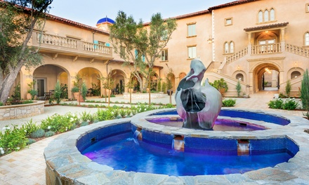 Stay with $50 Resort Credit at Allegretto Vineyard Resort Paso Robles in Paso Robles, CA, with Dates into March