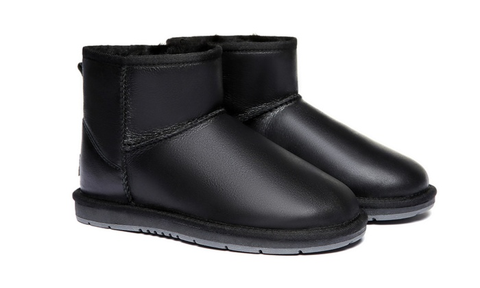 6d3fc062702 Up To 70% Off Water-Resistant UGG Ankle Boots   Groupon