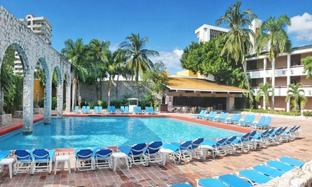 Stay at El Cid Granada Hotel & Country Club in Mazatlán, Mexico, with Dates into March