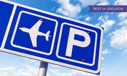 $20 for Two Days of Consecutive Airport Covered-Parking at Aladdin Airport Parking ($32 Value)