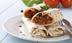 Burrito Grande: 15% Off Purchase of $30 or More at Burrito Grande