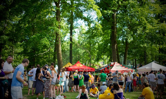 East Atlanta Beer Festival - East Atlanta: Expedited Entry, Unlimited Tastings, and Souvenirs at East Atlanta Beer Festival on Saturday, May 17 ($80 Value)