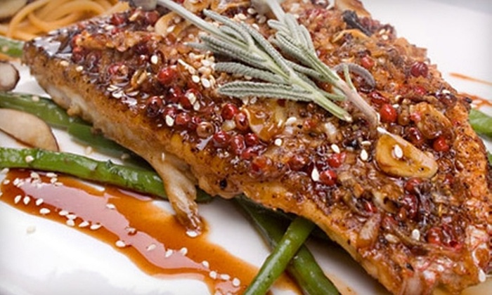 Post Oak Grill - Great Uptown: Half Off Steakhouse Cuisine for Four or More at Post Oak Grill