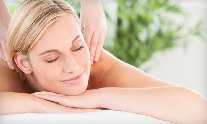 Relaxing Solutions Day Spa - Las Vegas: 50- or 80-Minute Custom Massage with Optional Vitamin C Peel at Relaxing Solutions Day Spa (Up to 61% Off)