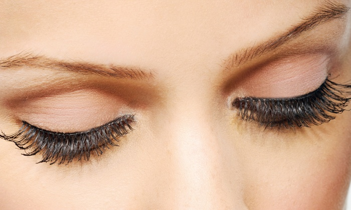 Nature's Outer Beauty - Bond Hill: One or Two Sets of Eyelash Extensions with Touchups at Nature's Outer Beauty (80% Off)