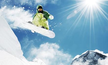 1 of 2 uur skiën of snowboarden incl. materiaalhuur bij SnowPlanet