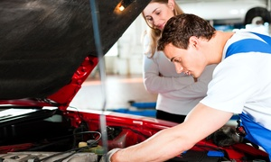 Prestwood Automotive Ltd: MOT Test and Winter Inspection for £19 at Prestwood Automotive (82% Off)
