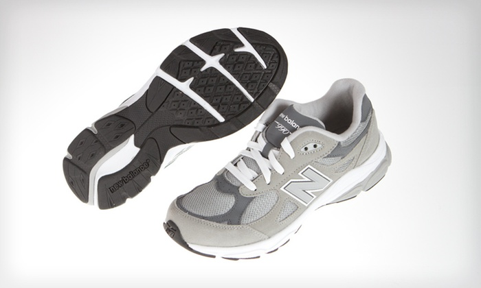 New Balance Kids' 990 Sneakers in Gray : $45 for New Balance Kids' 990 Sneakers in Gray ($62.95 List Price). Free Shipping. Multiple Sizes Available.