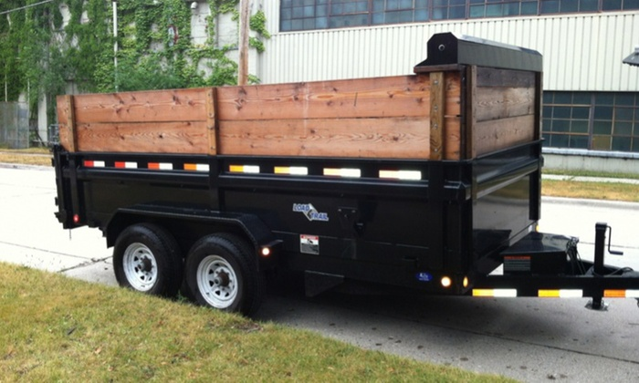 Jgs Recycling & Hauling - Albany / Capital Region: $179 for $325 Worth of Waste-Management Services — JGS Recycling and Hauling