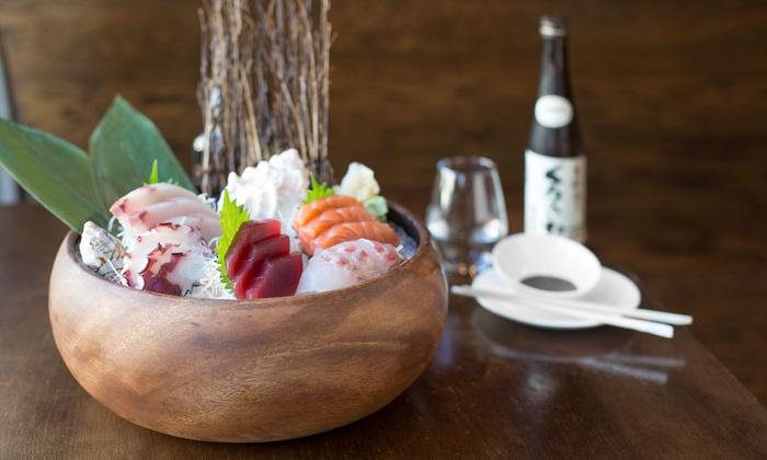 KANSAKU - Evanston: $23 for $40 Worth of Sushi, Sake, and Contemporary Japanese Cuisine at Kansaku