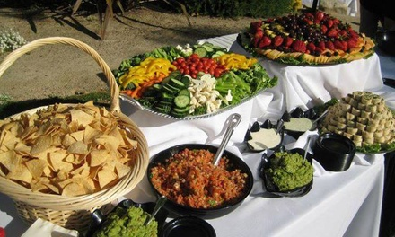 $549 for $999 Worth of Catering Services  Sweet Bees Events Catering