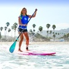 Up to 52% Off Paddleboarding or Surfboarding
