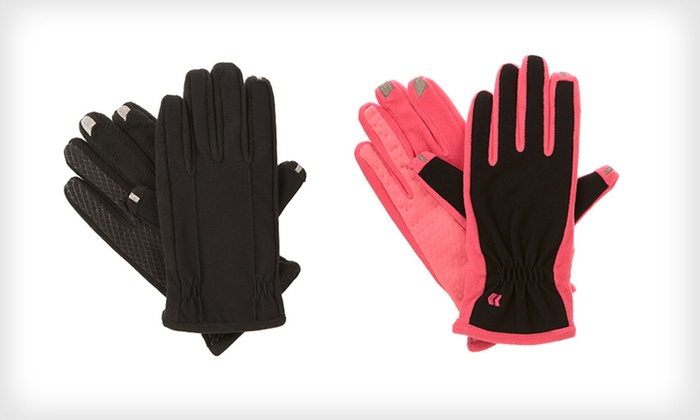 Isotoner SmarTouch 2.0 Gloves: $18 for Isotoner SmarTouch 2.0 Gloves (Up to $45 List Price). 15 Options Available. Free Shipping and Free Returns.